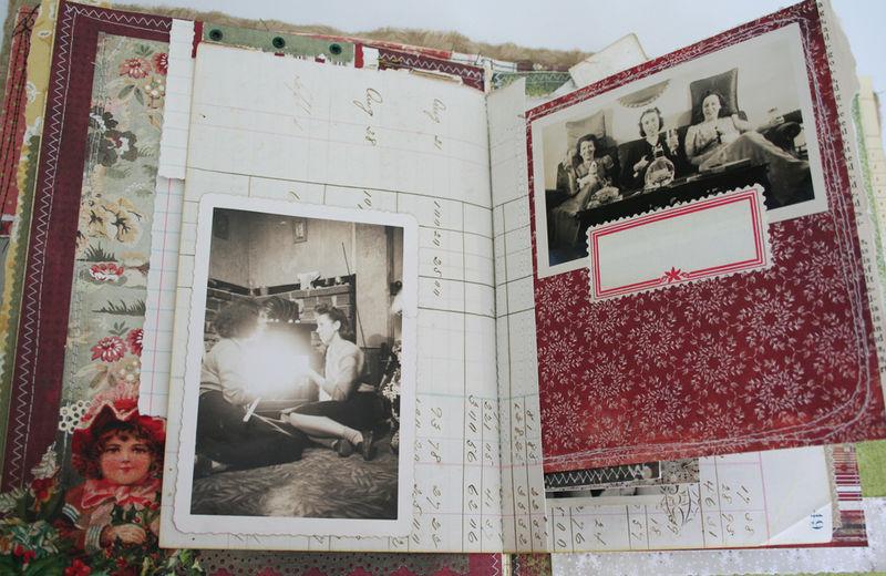 Sewn journal 002