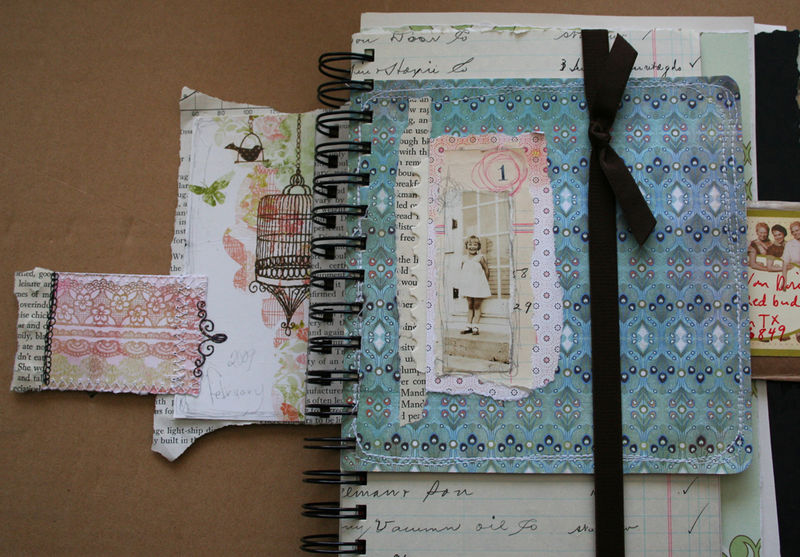 Basic grey porcelain journal 002