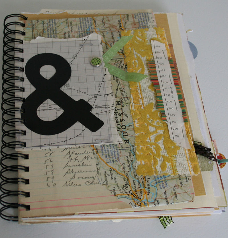 Here and there Journal 001
