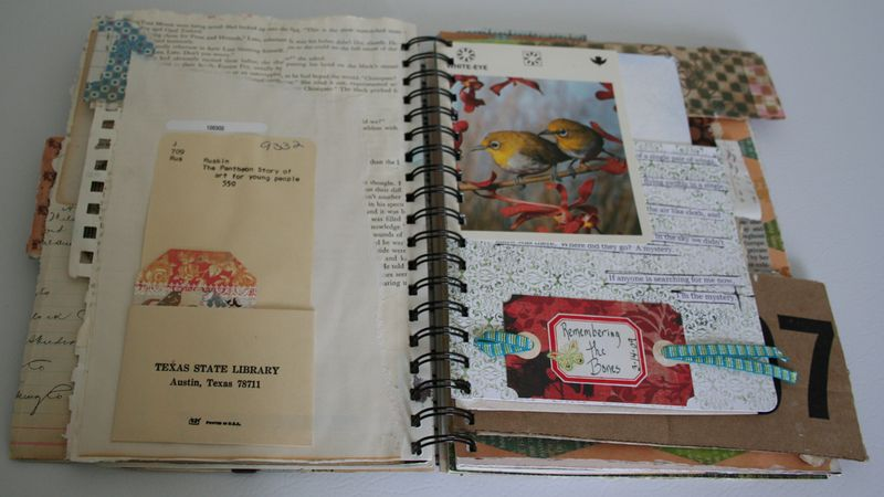 Flotsam and jetsam journal 002