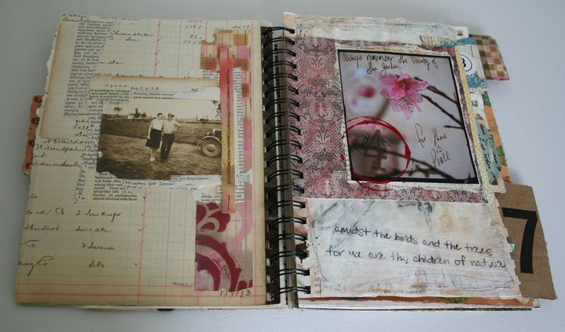 Flotsam and jetsam journal 001