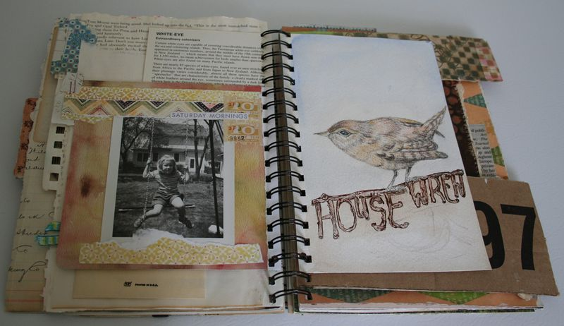 Flotsam and jetsam journal 003