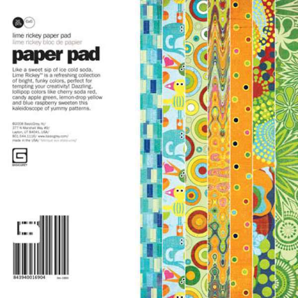 Lime_rickey_6x6_paper_pad