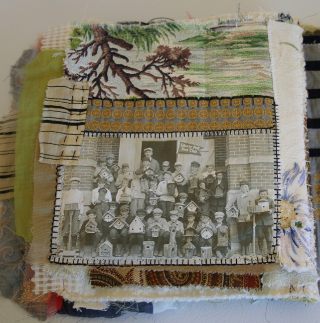 Crazy quilt fabric journal (1)