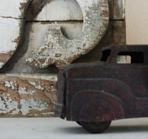 Old trucks