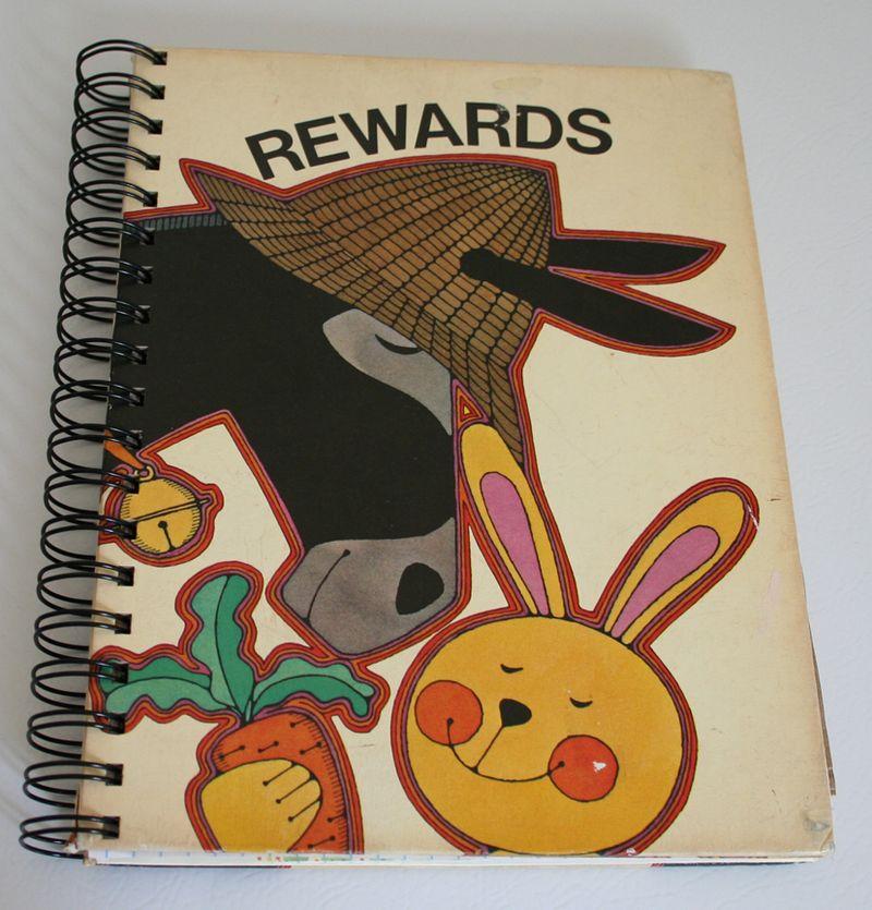 Rewards journal 002