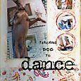 Teaching dog to dance 12-09-07