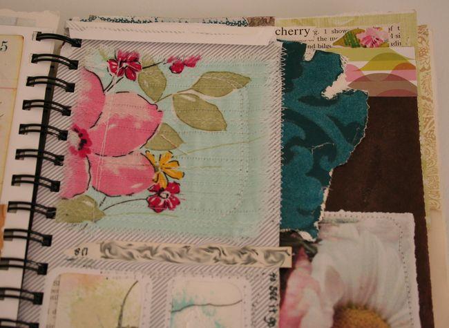 Visual journal 1