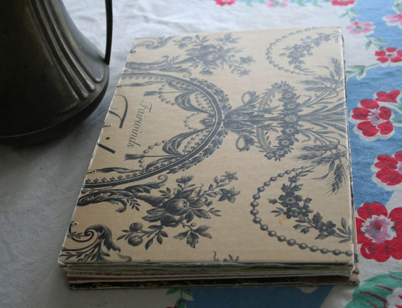 Wallpaper book journal 004