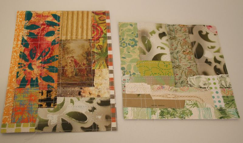 Paper scrap journal pages 003