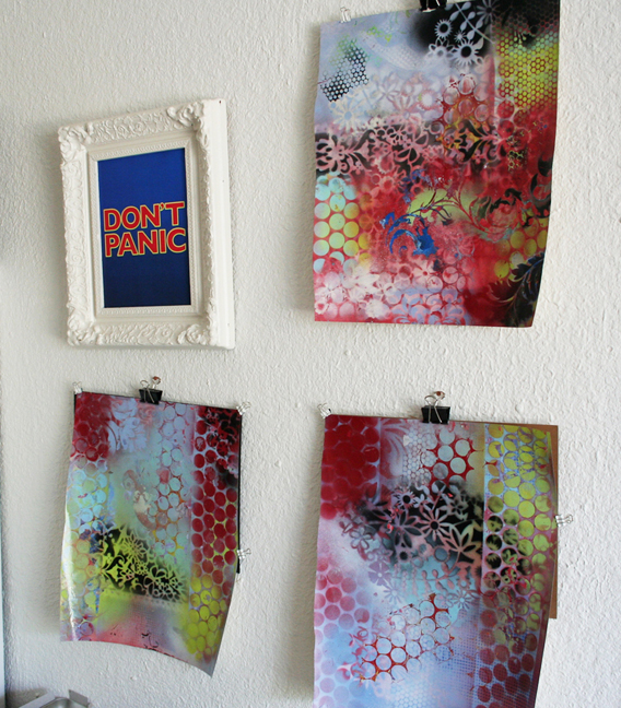 Spray paint experiments (1)