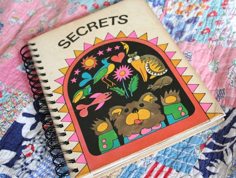 Secrets journal 003