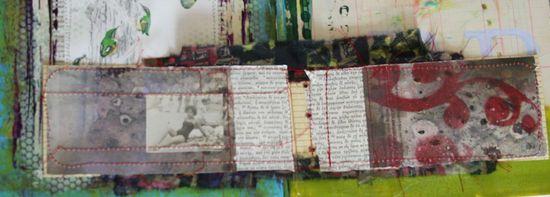 Visual art journal 004