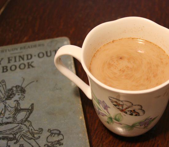 Chai tea 006