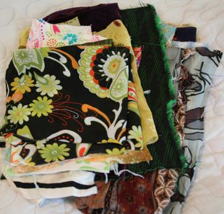 Fabric stash collection two