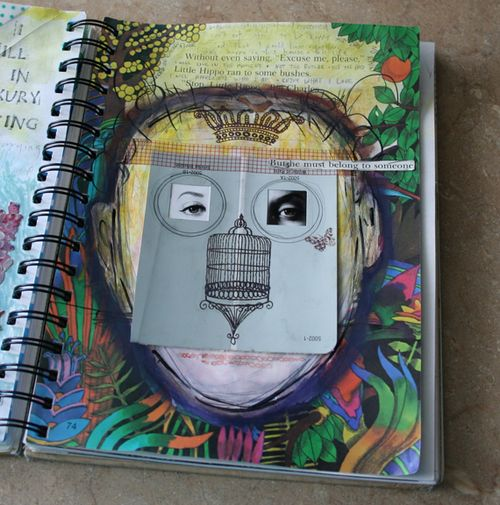 Secrets journal page 6-17