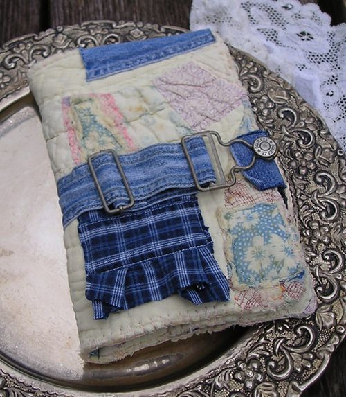 Quilted kindle cover (5)