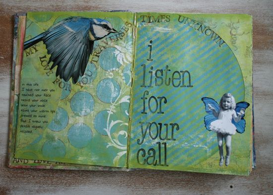 Song journal