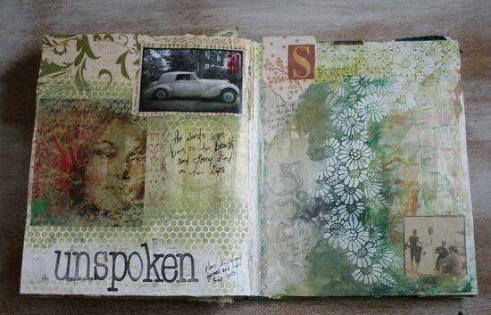 Get away car journal