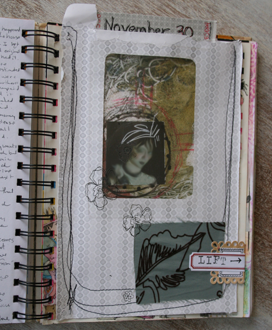 Secrets journal page (1)