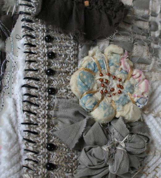 Fabric journal a 2011