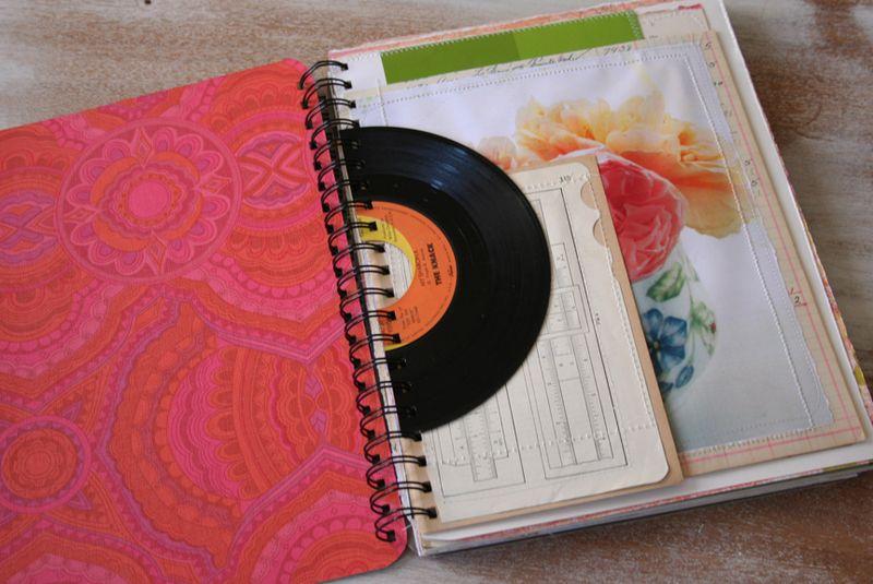 Go go journal