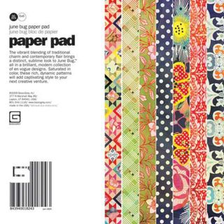June_bug_6x6_paper_pad