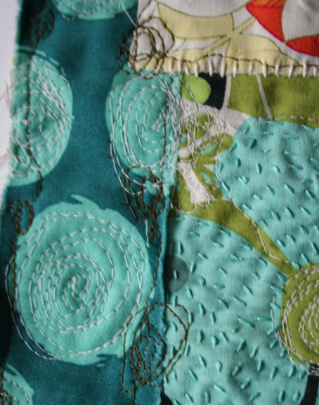 Fabric journal 110