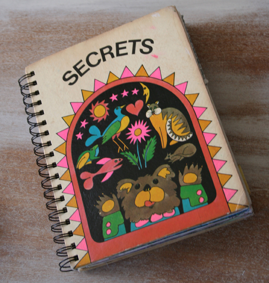 Secrets journal