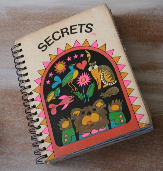 Secrets journal