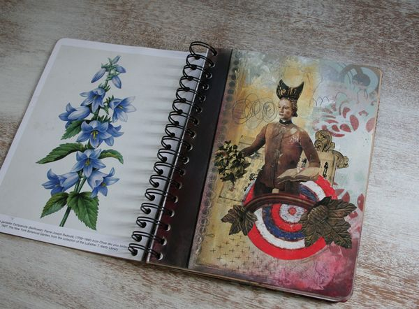 Spray paint journal