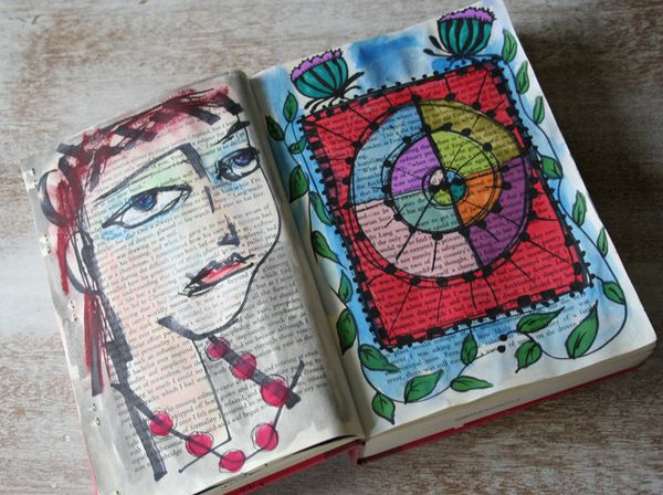 Withdrawal sketch book a