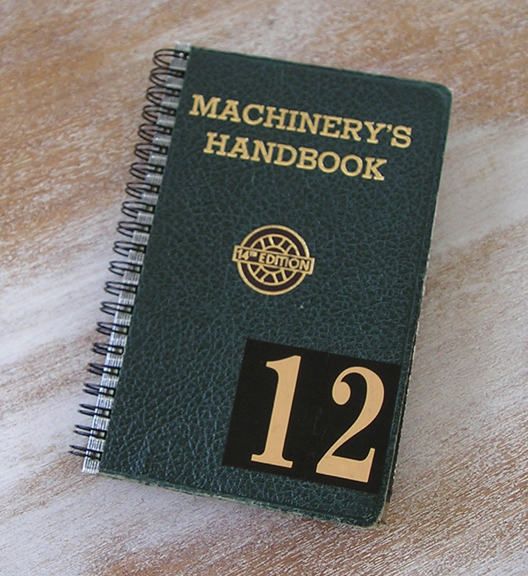 Steampunk 2012 daily planner book (1)