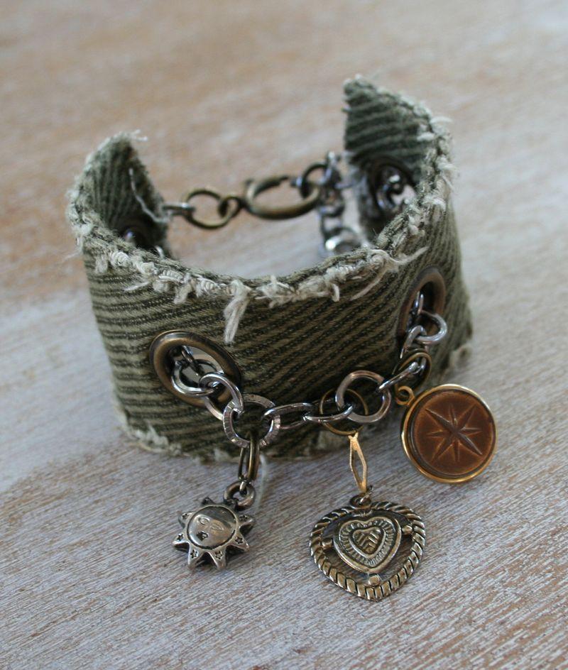 Urban gypsy charm bracelet c