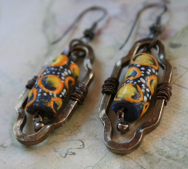 Marrakesh Moroccan Gypsy Earrings