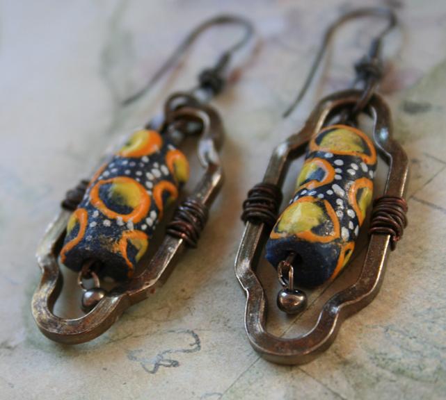 Marrakesh Moroccan Gypsy Earrings