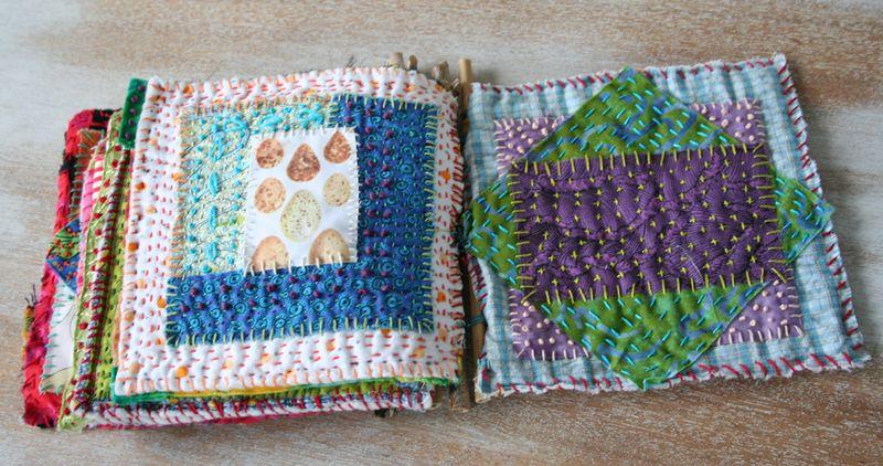 Chicken coop fabric book 4