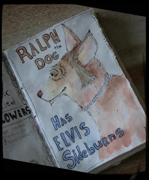 Sketchbook ralph