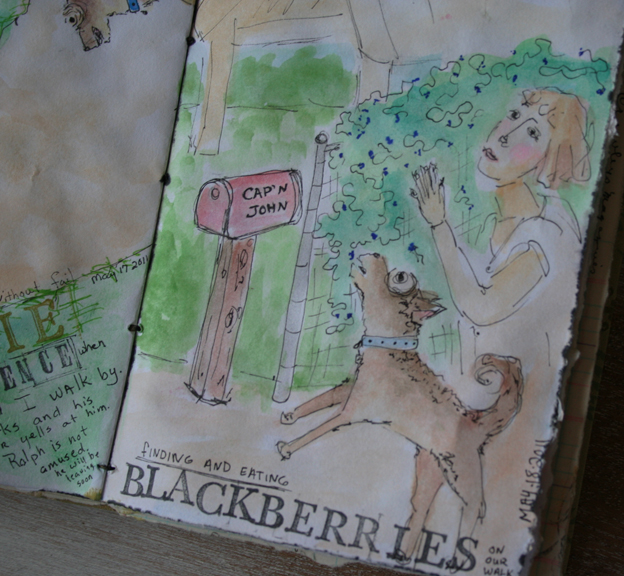 Sketchbook journal 524