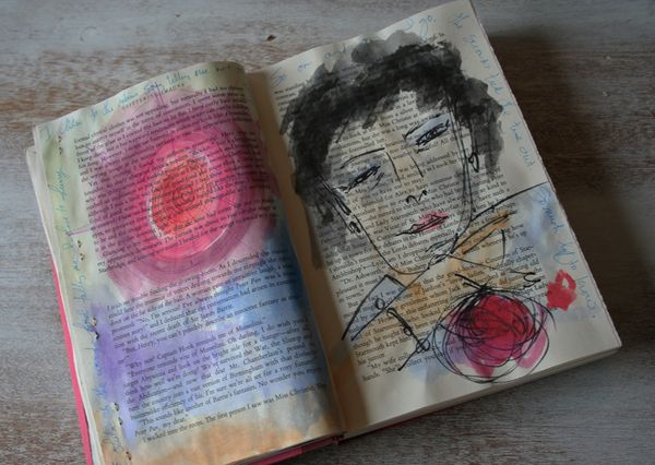 Withdrawal sketch book 68