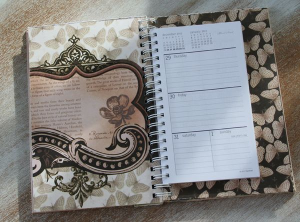 Butterfly planner a