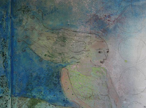 Mermaid journal page