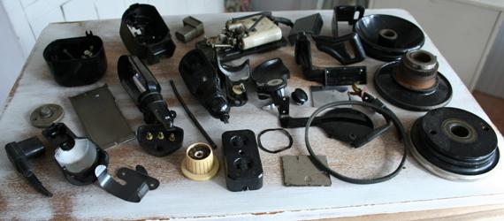 Parts box d