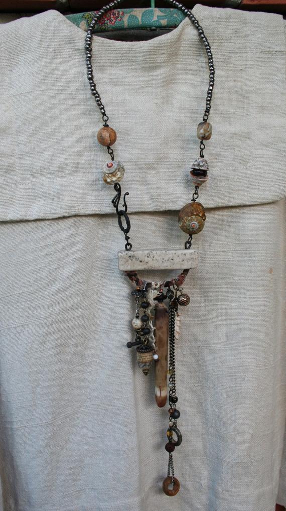 Fair winds talisman necklace f