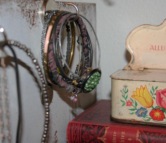 Bangle bracelet stack