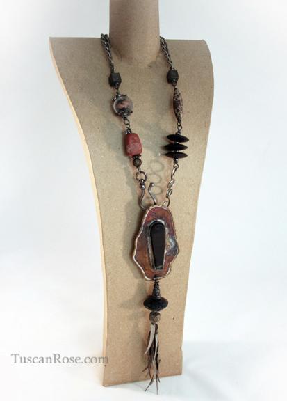 Saburrate talisman necklace (1)