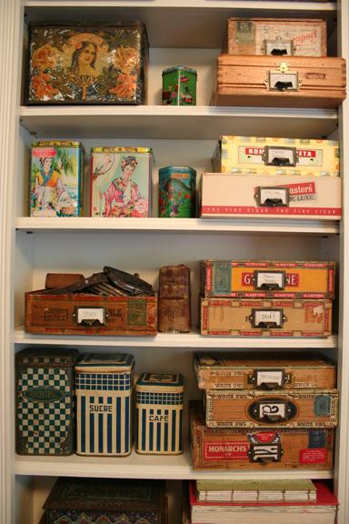 Cd case cigar boxes