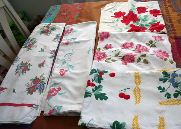 Table cloths e