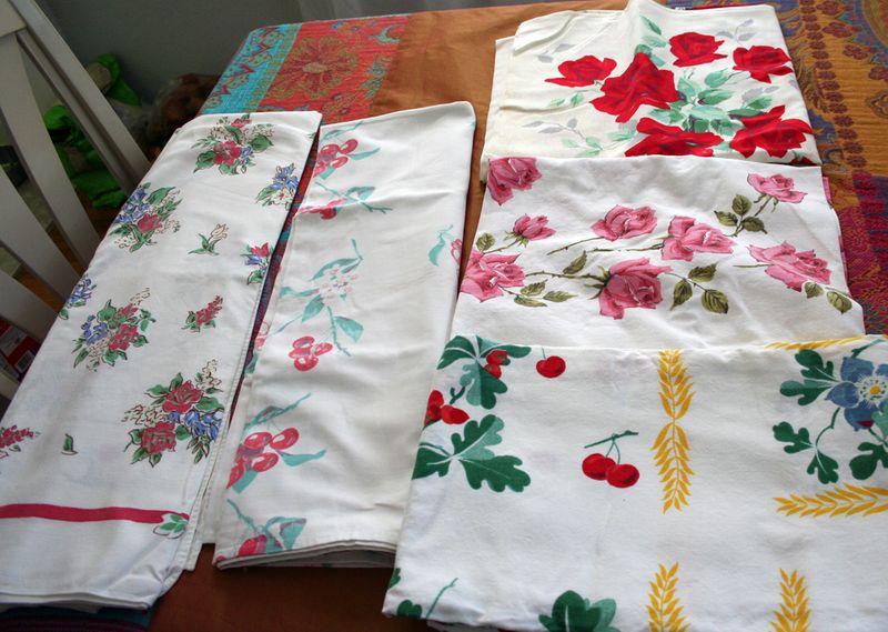 Table cloths e
