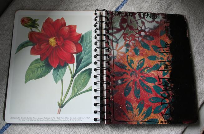 Spray paint journal c